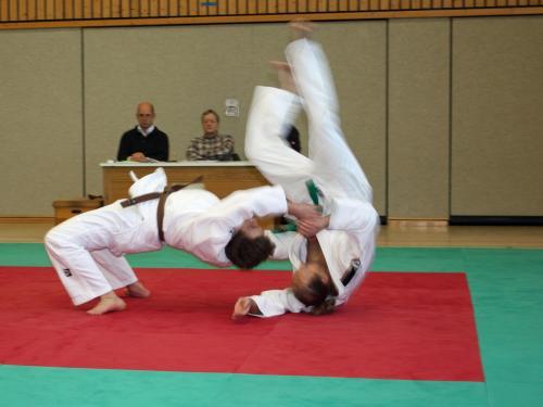 Marcel Filipp Ist Jetzt Träger Des 1 Dan Im Judo